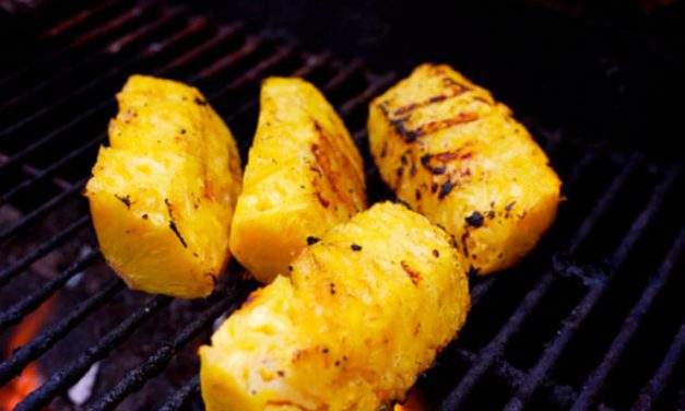 Barbecue – Grilling Fruit