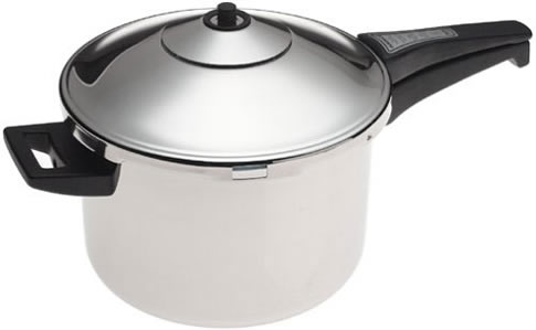 Cooking With A Pressure Cooker