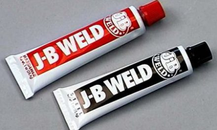 Many Uses of J-B Weld, But is DevCon is better?