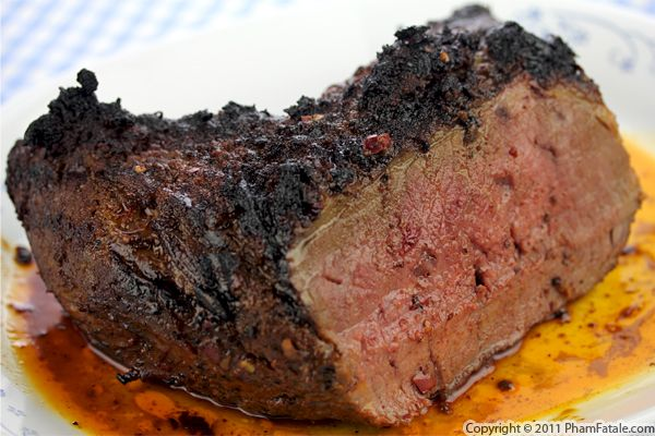 "Wall Street Journal says Tri-Tip is ""New Cut"""