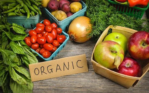 Wash Your Organic Produce. No, Really.